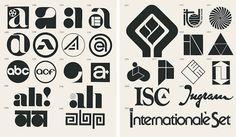 Vintage logotypes | the mehallo blog. beta.