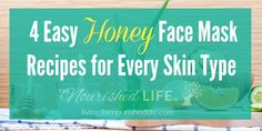 I love skincare you can eat, and the raw honey face mask tops my list of homemade beauty products. Raw honey was prized for its healing properties in...