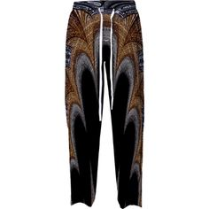 OMG! Checkout this design on  @printalloverme  https://paom.com/products/pajama-pant-steampunk-garden-jagged-2-nude-runner-art