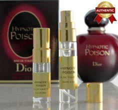 327a5b72a Dior Hypnotic Poison EDT women perfume sample travel size 22.53510ml - Perfume  Spray - Ideas