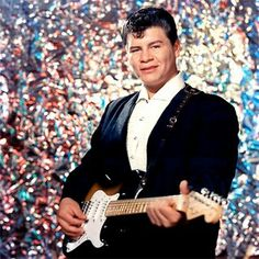 Ritchie Valens (born Valenzuela) was only 17 and already had a several big hits when he died along with Buddy Holly and the Big Bopper on Feb 3, 1959.