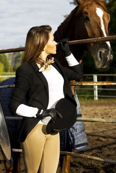 Those equestrian horse riding pants maybe just as sexy as yoga pants.