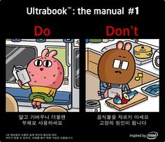 Do's and Don'ts of the Ultrabook™, Part 1. How else have you been using your Ultrabook™?
