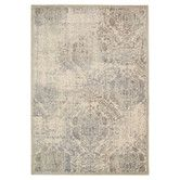 Found it at Wayfair - Graphic Illusions Ivory Geometric Area Rug