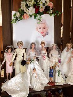 My Franklin Mint Dolls