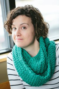 Infinity Scarf Pattern and Tutorial « The Yarn Box