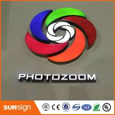Cheap led letters, Buy Quality led sign letters directly from China sign letters Suppliers: High quality frontlit resin led letters and signs Electronic Signs, Illuminated Signs, Led Signs, Brand Names, Sign Letters, Lettering, Resin, Alibaba Group, Link