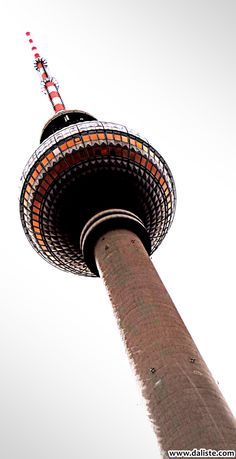 #daliste #berlin #fernsehturm #travel #alexanderplatz