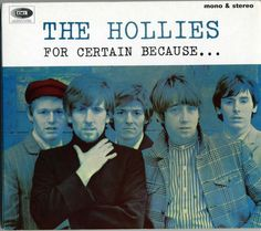 Find The Hollies bio, music, credits, awards, & streaming links on AllMusic - One of the leading lights of the British… Music Album Covers, Music Albums, Sound Of Music, Music Is Life, Classic Rock Albums, Dr Feelgood, Lp Cover, Cover Art, Best Albums