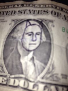 My devil dollar