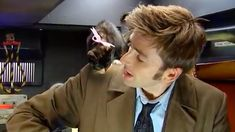 AWW! David Tennant & A Basket of Kittens - Doctor Who Confidential Series 3