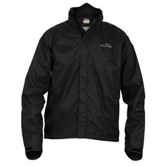 Men's Explorer Waterproof/Breathable Jacket: Black XS-3XL