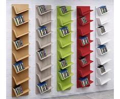 Mueble de madera para cd abierto casa en orden - Estanterias para cd y dvd ...