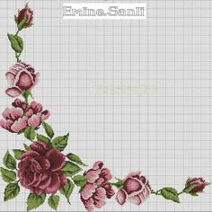 1 million+ Stunning Free Images to Use Anywhere Kawaii Cross Stitch, Cross Stitch Rose, Cross Stitch Borders, Cross Stitch Flowers, Cross Stitching, Cross Stitch Embroidery, Embroidery Patterns, Cross Stitch Patterns, Wedding Cross Stitch