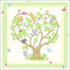 Fluffy Feelings - Baby Tree