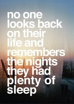 A couple recent all nighters come to mind.. Love summer time