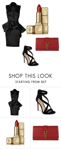 Designer Clothes, Shoes & Bags for Women Marchesa, Vince Camuto, Yves Saint Laurent, Polyvore, Shoe Bag, Stuff To Buy, Accessories, Shopping, Shoes
