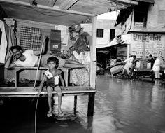 Carl De Keyzer - India. Benares. 1986.