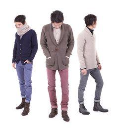 This season must have - JOHNNYLOVE coloured denim Fall Winter, Autumn, Mod Fashion, Must Haves, Winter Jackets, Seasons, Denim, Style, Winter Coats