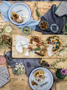 Ethical living: A sustainable summer gathering. Photography:  Katia Wlodarczak / Gourmand Pixels