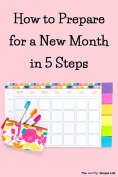 Take a look at my monthly planning routine: the 5 steps for how to plan next month. These include a recap of last month, the budget and bills, and creating new monthly goals (that can be done daily and weekly). Plus, there's the new month to do list. Pull out your calendar or planner and get ready! #goals Goals Planner, Happy Planner, Take Money, How To Make Money, What Can I Sell, Task To Do, My Calendar, Project Planner, Goal Planning