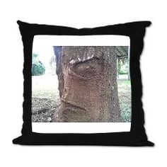 Kukui nut tree Suede Pillow