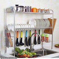 25 idéias para reaproveitar espaço de sua cozinha