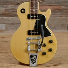 Gibson Les Paul Special TV Yellow 1958 (s859)