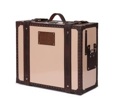 Steamer Mini Trunk - Biscuit