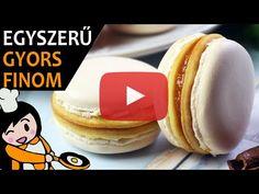 Non plus ultra - Recept Videók Hungarian Desserts, Hungarian Cake, Non Plus Ultra, Complete Recipe, Food Videos, Recipe Videos, Fudge, Nom Nom, Cake Recipes