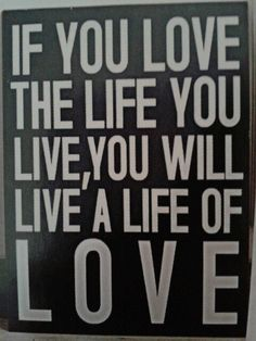 So true :) #love #live #life