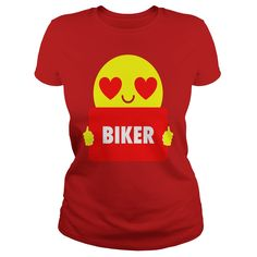 Biker Shirt Heart Eye Emoji T-Shirt Tee #gift #ideas #Popular #Everything #Videos #Shop #Animals #pets #Architecture #Art #Cars #motorcycles #Celebrities #DIY #crafts #Design #Education #Entertainment #Food #drink #Gardening #Geek #Hair #beauty #Health #fitness #History #Holidays #events #Home decor #Humor #Illustrations #posters #Kids #parenting #Men #Outdoors #Photography #Products #Quotes #Science #nature #Sports #Tattoos #Technology #Travel #Weddings #Women