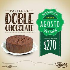 #promo #doblechocolate #Neufeld