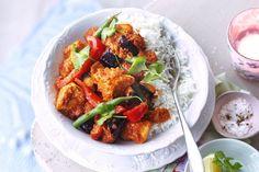 Slimming World recipe Chicken Rogan Josh