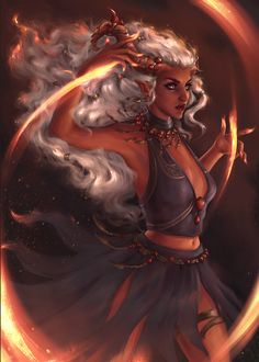 f Tiefling Sorcerer casting Critical Role Fan Art Gallery – Imagination Takes Flight Dungeons And Dragons Characters, Dnd Characters, Fantasy Characters, Female Characters, Fantasy Character Design, Character Creation, Character Design Inspiration, Character Art, Tiefling Female
