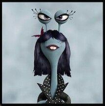 *SONIA LEWIS ~ Monsters University, 2013 Sonia Lewis