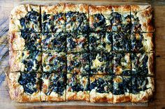 What to do with chard, different ways to prepare it plus this galette recipe.
