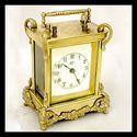 antique american mantel clock