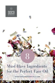 These are the best ingredients for the perfect face oil. They contain a blend of Vitamin A, E, C, Essential Fatty Acids, UVA and UVB Protection and Antioxidants. Natural Organic Makeup, Natural Skin Care, Clean Beauty, Beauty Tips, Best Skin Care Regimen, Pomegranate Seed Oil, Facial Oil, Diy Skin Care, Good Skin