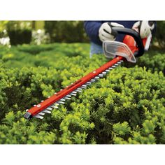Black And Decker Electric Hedge Trimmer