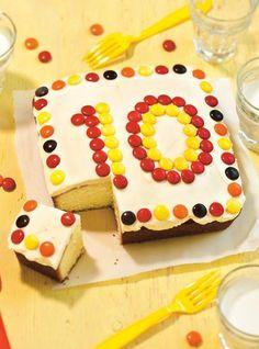 Gâteau à la vanille super facile
