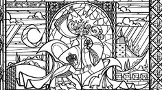 41 Best Art Ideas Images Beauty The Beast Coloring Books