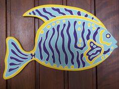 Peixe Ornamental 1 / DP-84