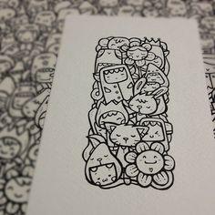 * azreenchan *: Doodle