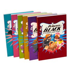 The Princess in Black Monster Battling Adventures 6 Books Collection Box Set