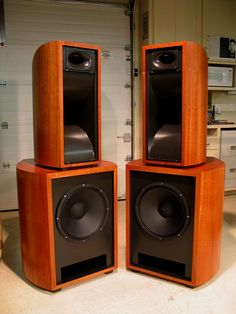 Volti Audio - Hi-Efficiency Horn Speakers