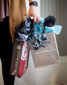 For the Pure Barre lover in your life, give the gift of exercise with Pure Barre SouthPark's DVDs and equipment. #SpecialtyShopsSouthPark #SSFavoriteThings