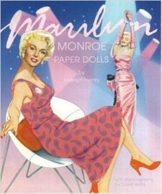 JOAN FONTAINE Paper Doll Book--Elegant Star from the Golden Age of Hollywood!