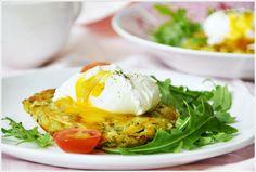 Krapfen aus Zucchini. Dieses Rezept ist klasse: es geht schnell, man braucht nicht viel und das wichtigste: es schmeckt köstlich!