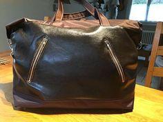 L'Atelier D'Anne-Ga.L sur Instagram: Accessoires cousus mains : mon sac pour aller bosser ! Un #sacjava de @patrons_sacotin que j'emmène quasi tous les jours à l'hôpital. Cousu…